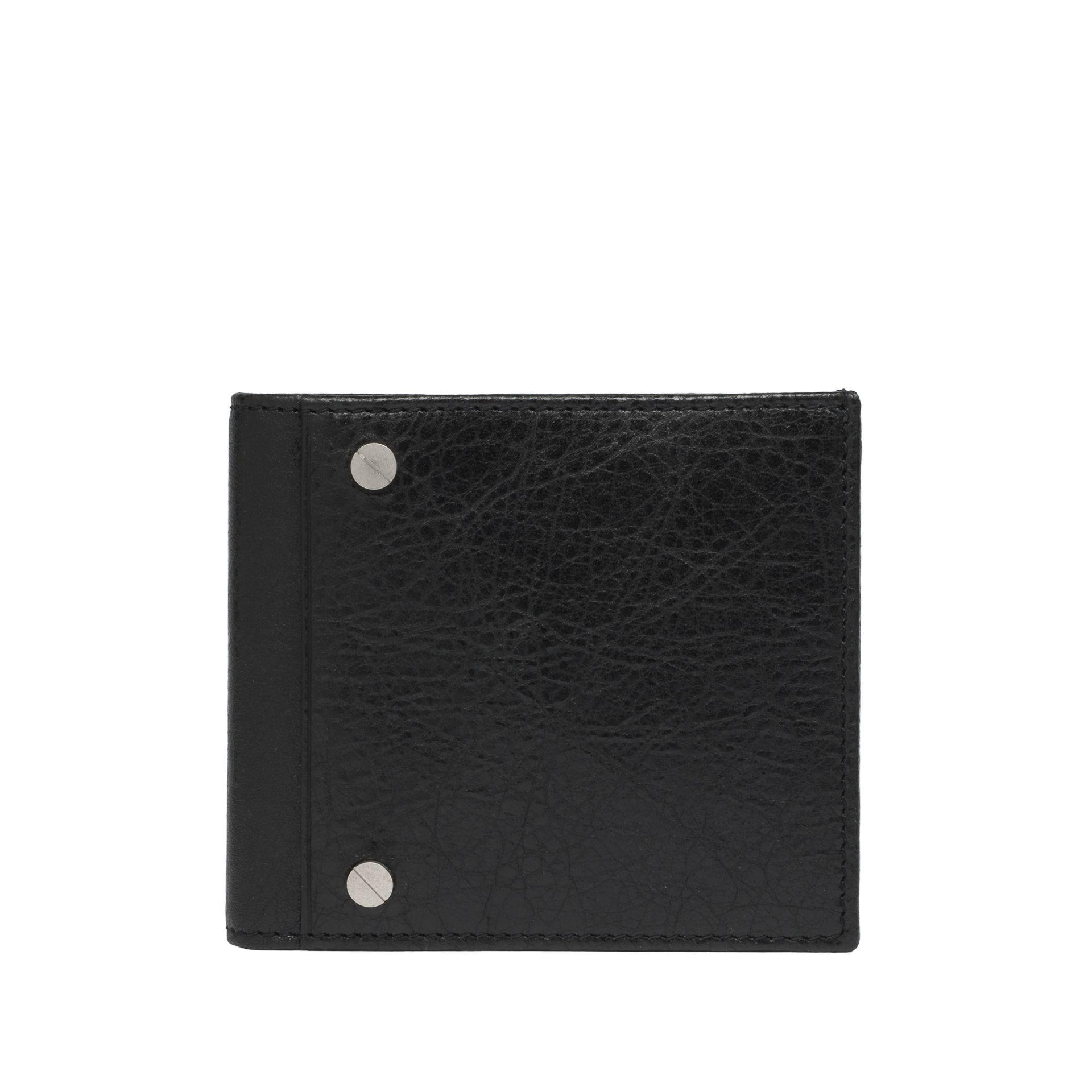 BALENCIAGA Balenciaga Square Coin Wallet Wallet U f