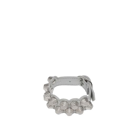 BALENCIAGA Bracelet D Balenciaga Giant Silver Bracelet Stud M  f