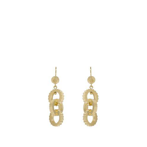BALENCIAGA Earring D Balenciaga Classic Ear Triple Pin f