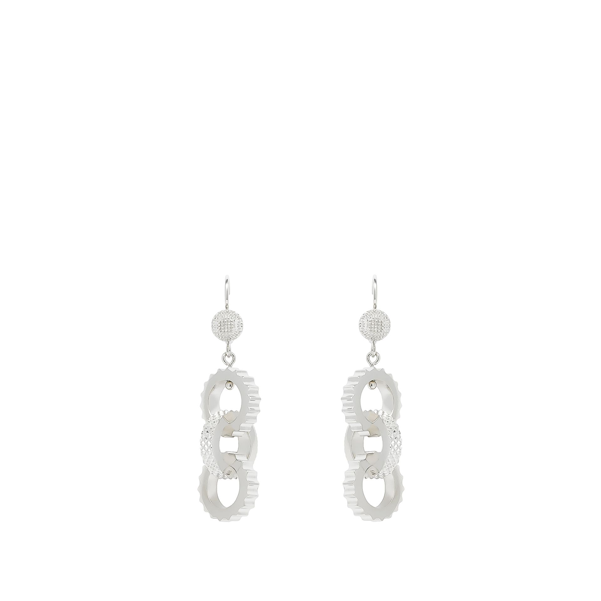BALENCIAGA Balenciaga Classic Ear Triple Pin Earring D f