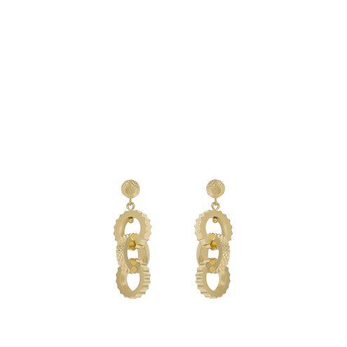 BALENCIAGA Earring D Balenciaga Classic Ear Triple Clip f