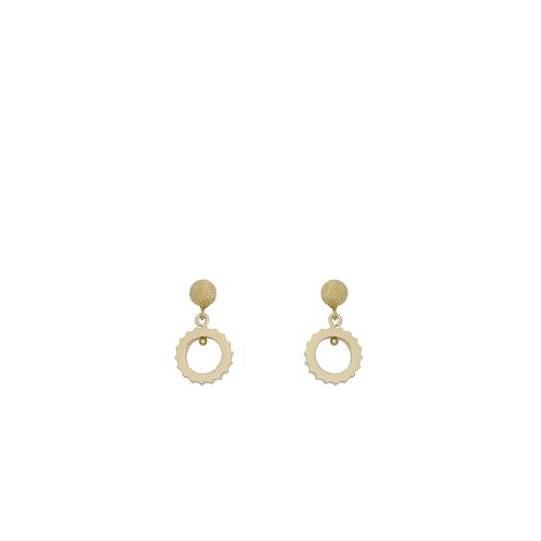 BALENCIAGA Boucles d'oreilles D Balenciaga Boucles D'Oreilles Clip Classiques f