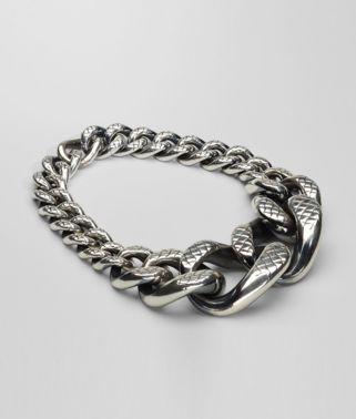Intreccio Svanito Silver Necklace