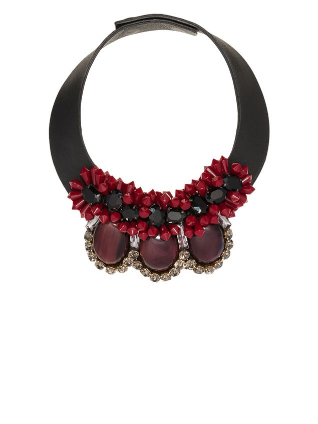 woman online necklace marni the store n collection f us spring summer from
