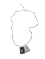 DIESEL NECKLACE DX0818 Jewels U f