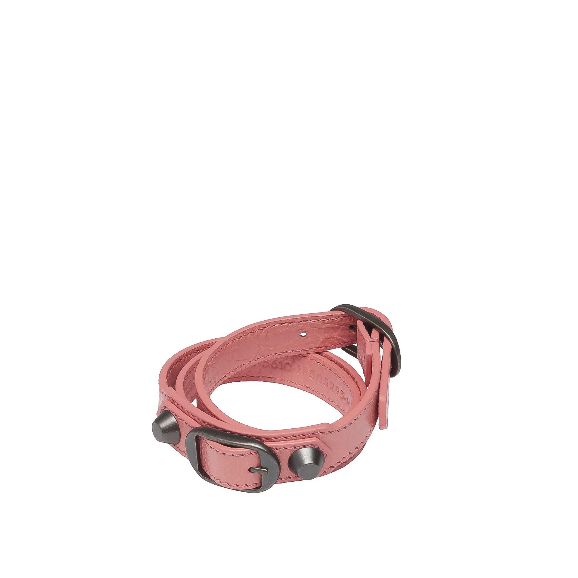 BALENCIAGA Balenciaga Classic Bracelet Triple Tour Bracelet D f