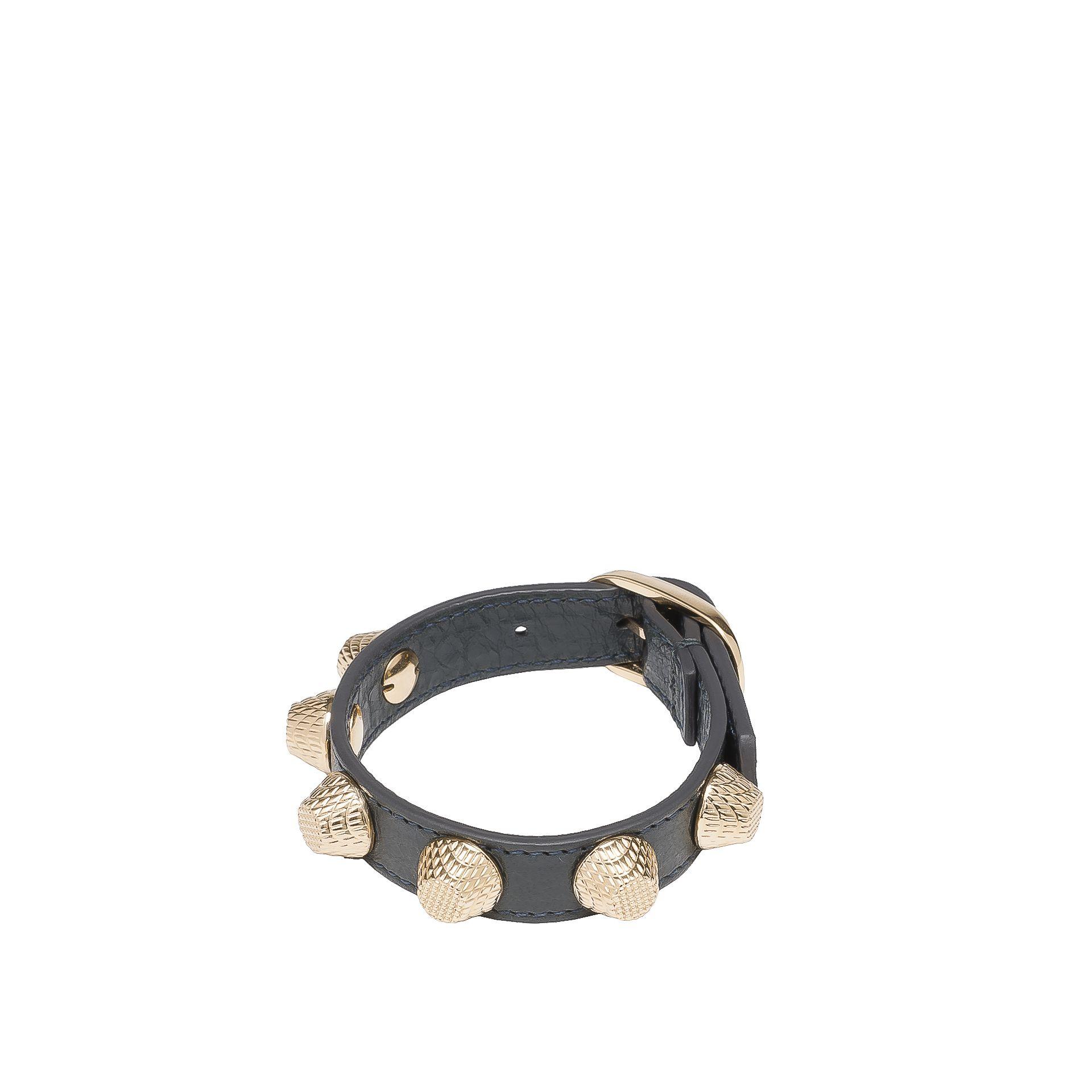 BALENCIAGA Balenciaga Giant Gold Bracelet Stud Giant Bracelet Stud D f