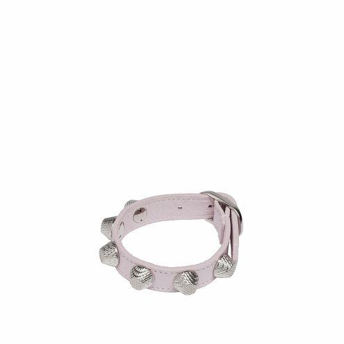 BALENCIAGA Bracelet D Balenciaga Giant Silver Bracelet Stud f