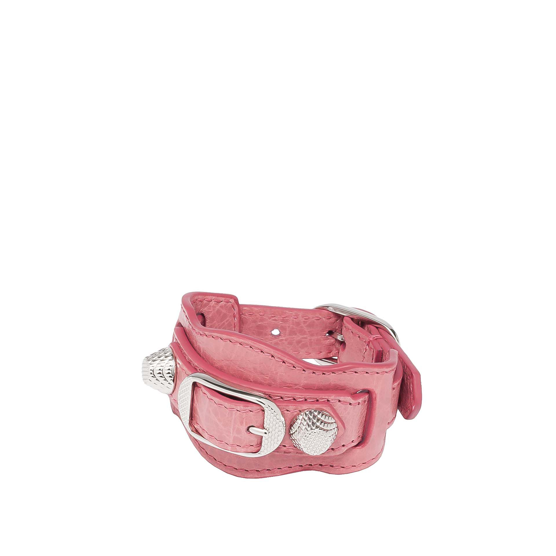 BALENCIAGA Giant Silver Bracelet Giant Bracelet D f