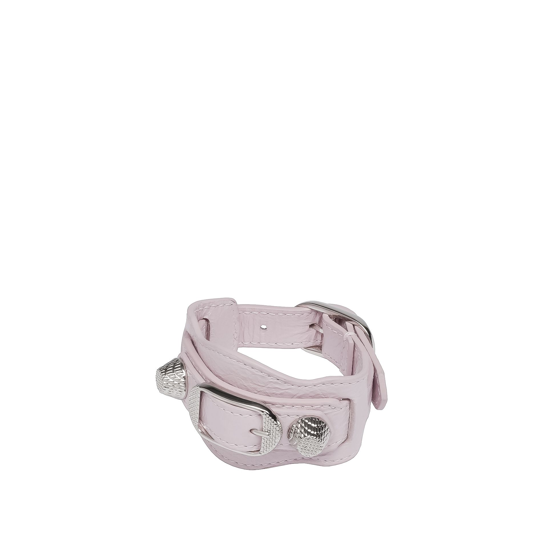 BALENCIAGA Balenciaga Giant Silver Bracelet Bracelet D f