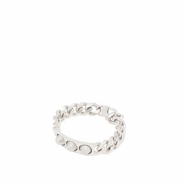 Balenciaga Classic Silver 3 Studs Bracelet