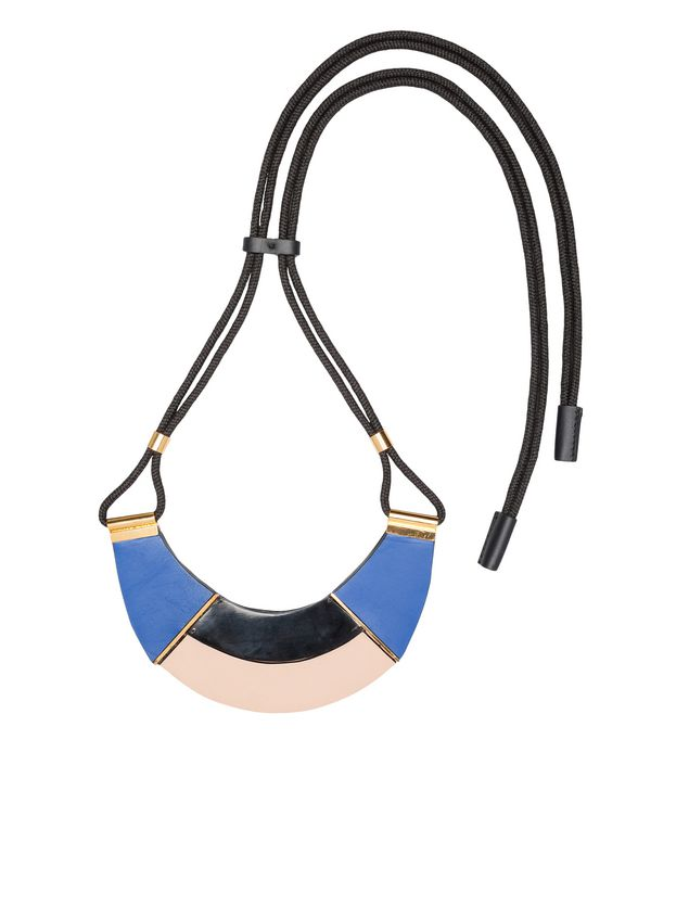 necklace artatheart marni yellow pi