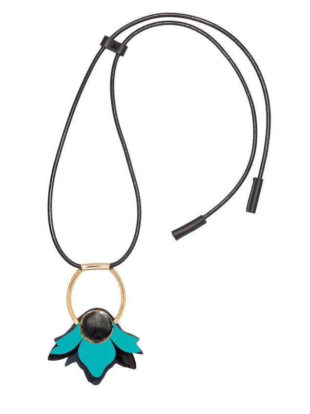 wx and in from resin necklace spring the woman n summer f marni horn