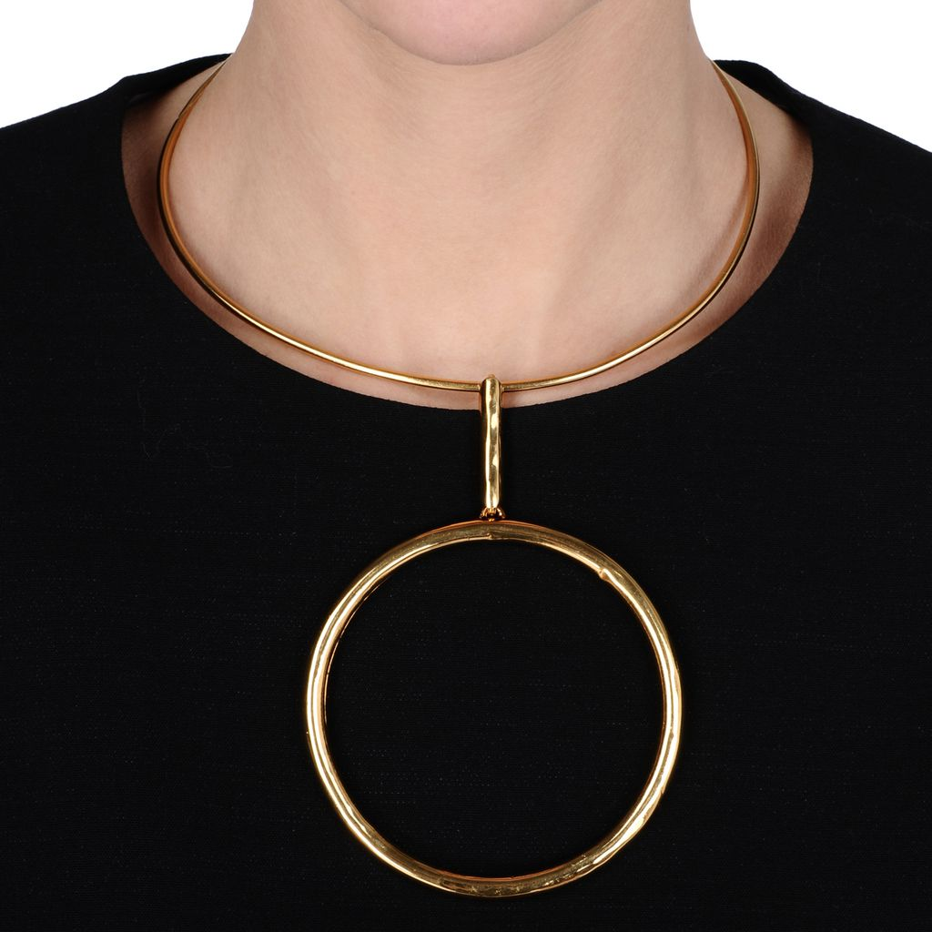 Ring Necklace - STELLA MCCARTNEY