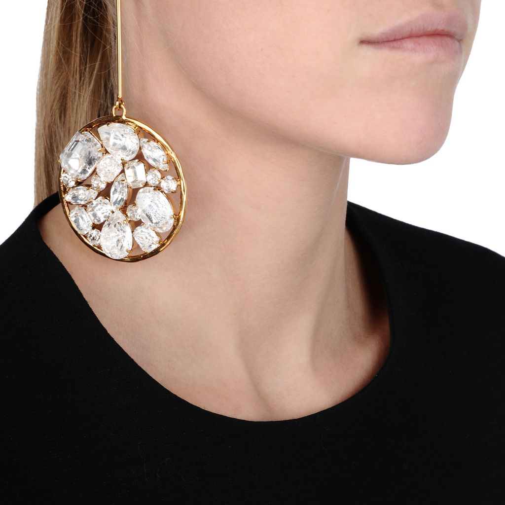 Stones Drop Earrings - STELLA MCCARTNEY