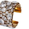 STELLA McCARTNEY Stones Cuff Jewelry D d