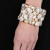STELLA McCARTNEY Stones Cuff Jewelry D r