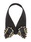 Marni Fabric collar with beads in colored glass Woman - 1