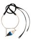 Marni Runway necklace in horn Woman - 1