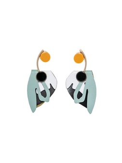 Marni Clip-on earring in various materials Woman