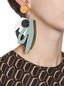 Marni Clip-on earring in various materials Woman - 2