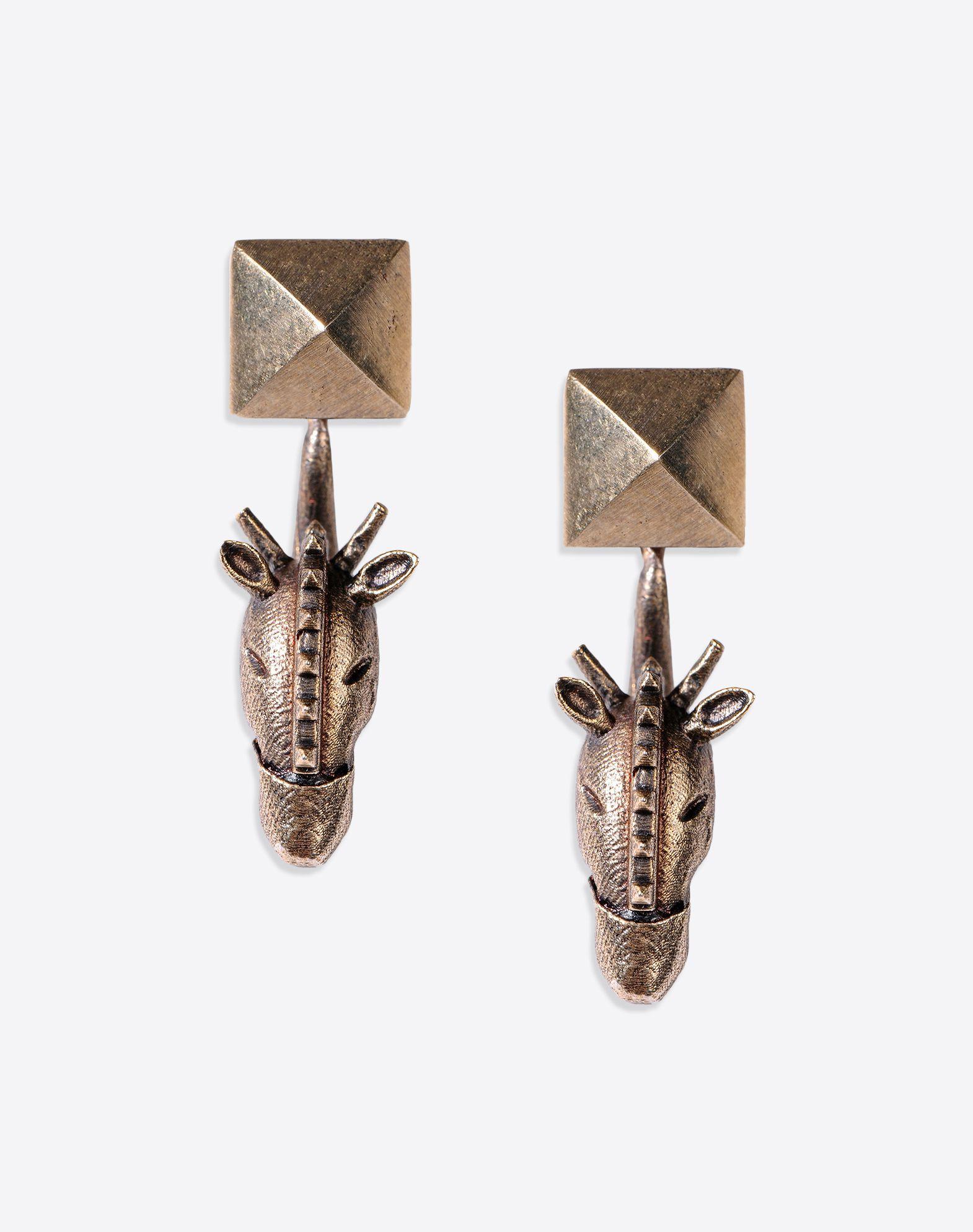 VALENTINO GARAVANI KW0J1176MET 649 Earrings D f