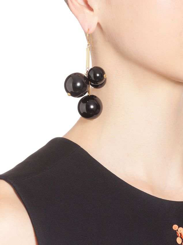spring from d marni the n resin earring us woman summer in runway earrings hoop