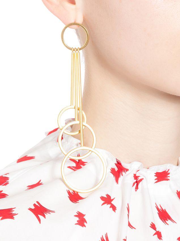 Marni Earrings in metal Woman - 2