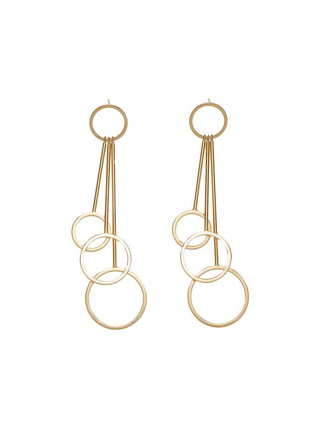 Marni Earrings in metal Woman - 1