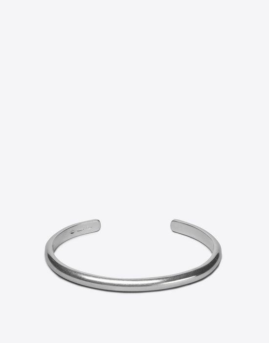 MAISON MARGIELA Silver bracelet Bracelet D f
