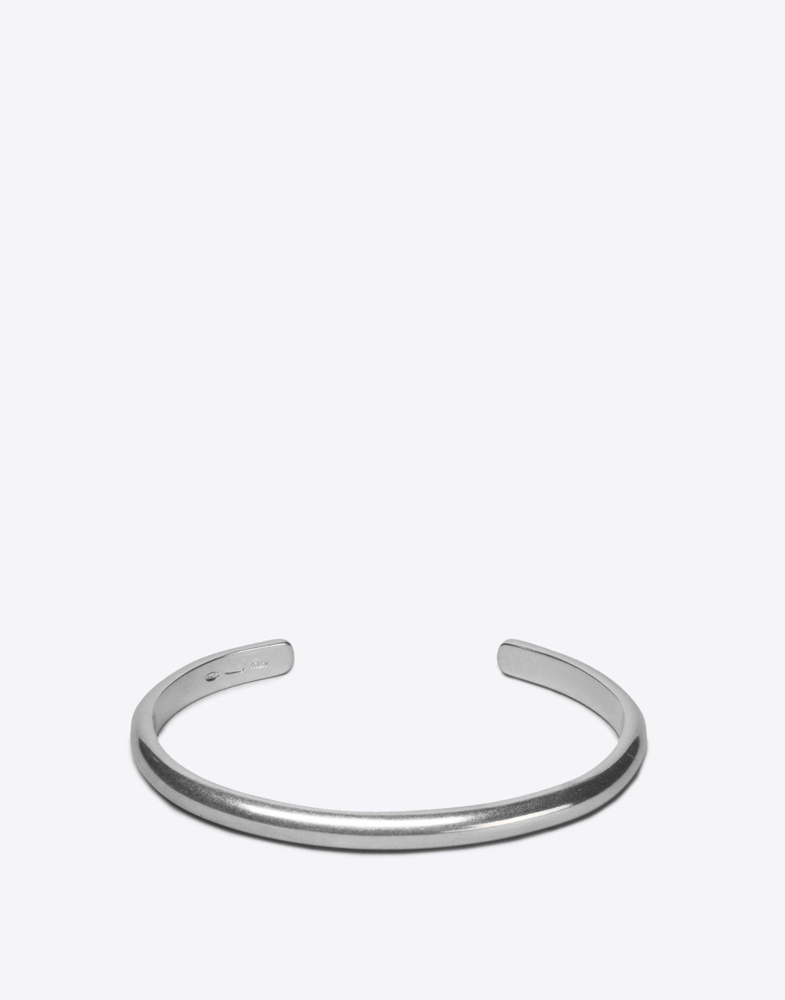 MAISON MARGIELA Silver bracelet Bracelet Woman f