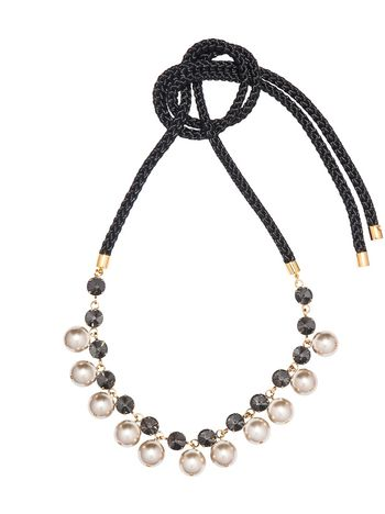 Marni Variable length necklace in metal Woman