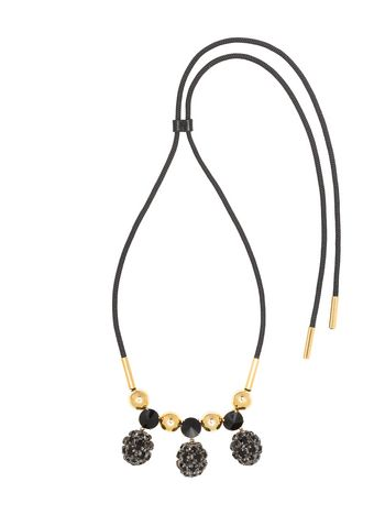 Marni Variable length crystal necklace Woman