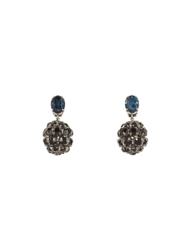 Marni Clip-on earrings in strass Woman - 1