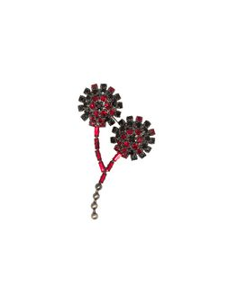 Marni Brooch in strass Woman