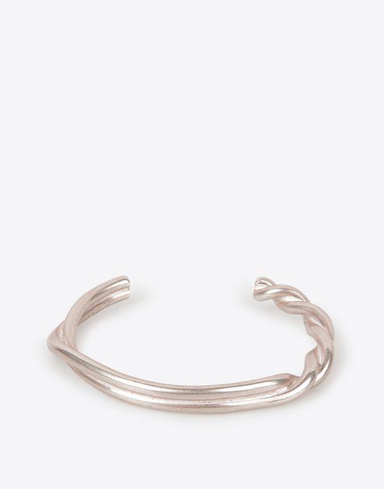 Maison Margiela Twisted Bracelet Pickupinshippingnotguaranteed Info F