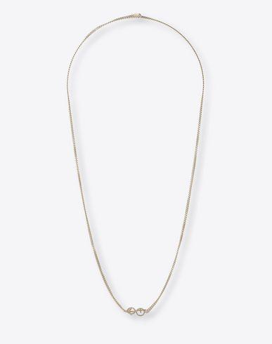 MAISON MARGIELA 11 Necklace U Gender symbols necklace f