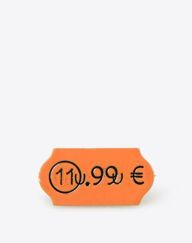 MAISON MARGIELA 11 Brooch U Price tag brooch f