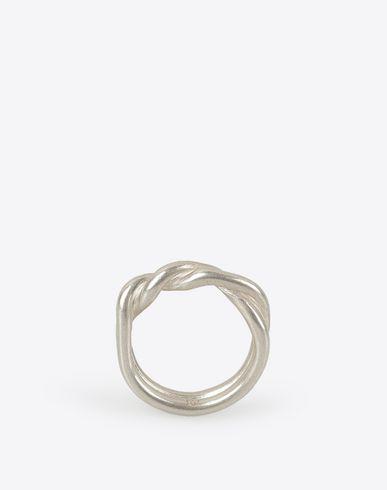 MAISON MARGIELA Ring U Twisted ring f