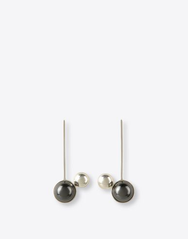 MAISON MARGIELA 11 Earrings D Two-pearls earrings f