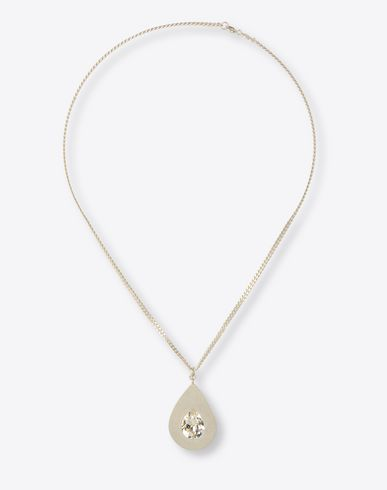 MAISON MARGIELA 11 Drop-pendant necklace Necklace D f