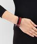 BOTTEGA VENETA BRACELET IN CHINA RED ENAMEL COPPER BRASS Bracelet D ap