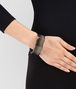 BOTTEGA VENETA BRACELET IN STEEL ENAMEL COPPER BRASS Bracelet Woman ap