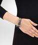 BOTTEGA VENETA BRACELET IN STEEL ENAMEL COPPER BRASS Bracelet Woman ap