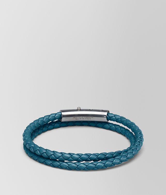 BOTTEGA VENETA BRIGHTON INTRECCIATO NAPPA BRACELET Bracelet U fp