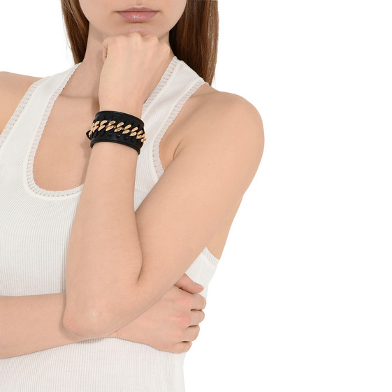 Black Chain Bracelet