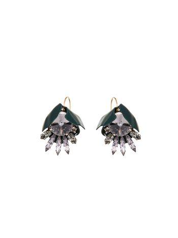 Marni Hook earrings in metal Woman