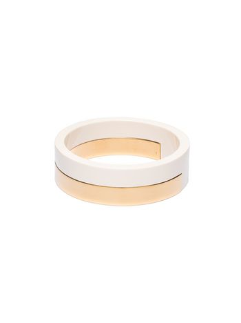Marni Bangle in metal and resin Woman