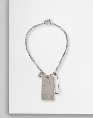 MM6 by MAISON MARGIELA Necklace D Tag necklace f