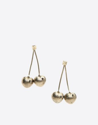 VALENTINO Cherries Pendant Earrings 50189489UB